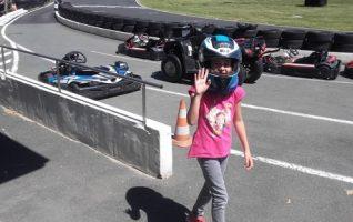 Un tour de karting…